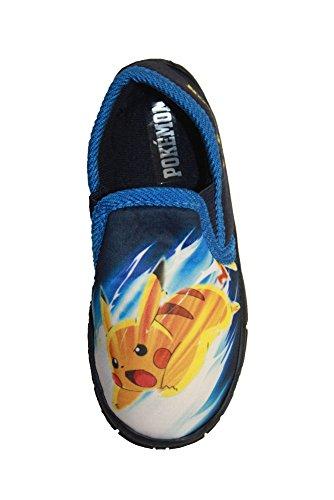 Pokastley Baskets Enfiler À Marine Me Enfants Favori Chaussure Disney Garçon Spiderman Olaf Despicable Nouveau Bleu qHE6AB4vw