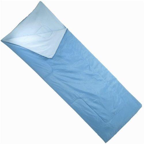 Decathlon Quechua Lightweight Colorful 20-Degree Basic Sleeping Bag,Light Blue by Sleeping Bag