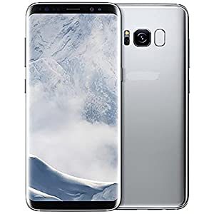 Samsung Galaxy S8 Factory Unlocked Smart Phone 64GB - International Version (Silver)