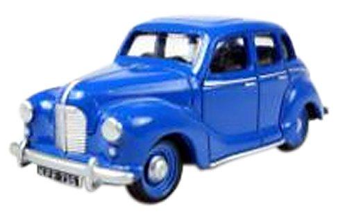 1/76 オースチンA40 デボン 4ドア ブルー EM76814