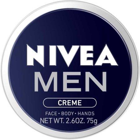 Nivea Men Face + Body + Hands Cream, 2.6 oz