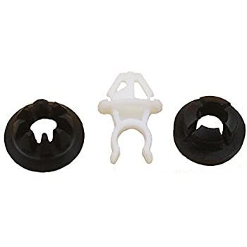 Hood Support Prop Rod Retainer Clip PT Auto Warehouse CPA149950