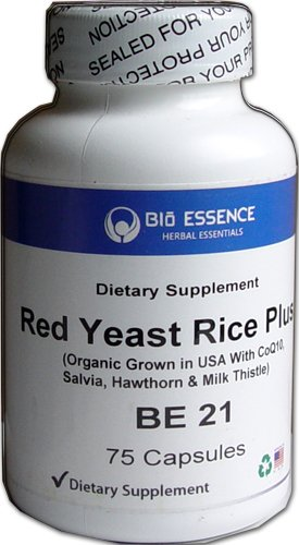 Red Yeast Rice Plus