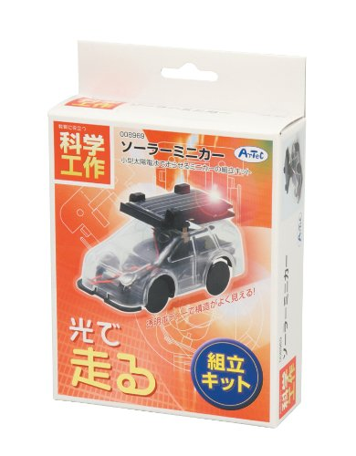 Artec Solar Miniature Car