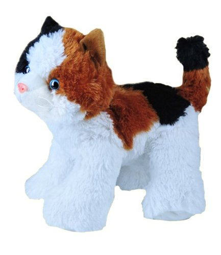 Make Your Own Stuffed Animal Cali The Calico Cat No Sew Kit