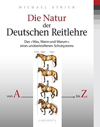 Die Natur der deutschen Reitlehre: Das Was, Warum und Wie eines unübertroffenen Schulsystems