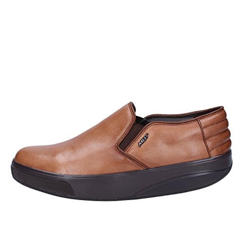 MBT Sneakers Mujer Cuero (37 EU, Marrón)