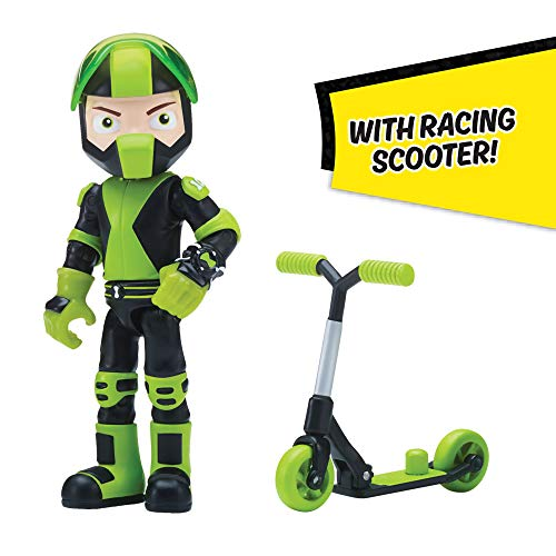 Ben 10 Ben W/ Rustbuggy Outfit Action Figure