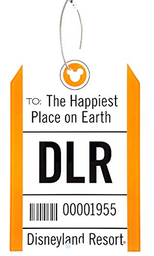 Disney Parks Disneyland Resort DLR Luggage - Sun Park Land