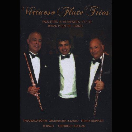 Virtuoso Flute Trios ()