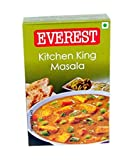 Everest Kitchen King Masala Ideal for Vegetable & Paneer Dishes with Mild Curry (100 Gms)
