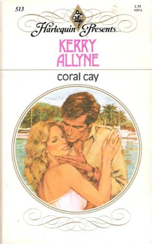 book cover of Coral Cay