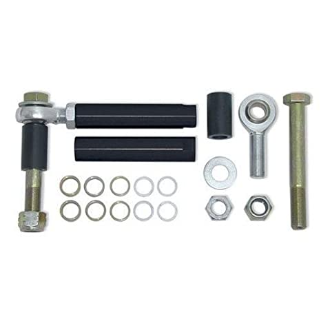 Competition Engineering C2418 Blue Anodized Bump Steer Adjuster Kit