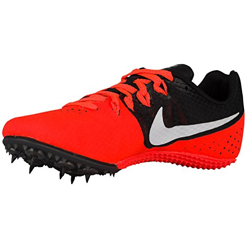 hot sales wholesale online quite nice Nike Zoom Rival S 8 Track Spike Shoes Orange Black Size 9 ...