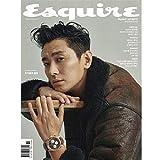 韓国男性雑誌 Esquire(エスクァイア) 2018年 11月号 (チュ・ジフン表紙/マミソン、ナム・ジヒョン記事)