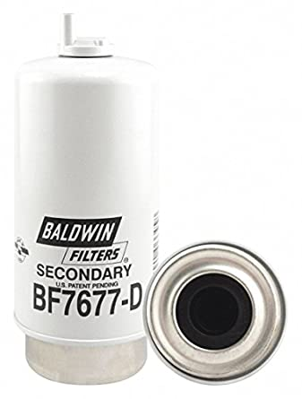 Amazon.com: Fuel Filter, 7-5/8 x 3-9/32 x 7-5/8 In: Industrial ...