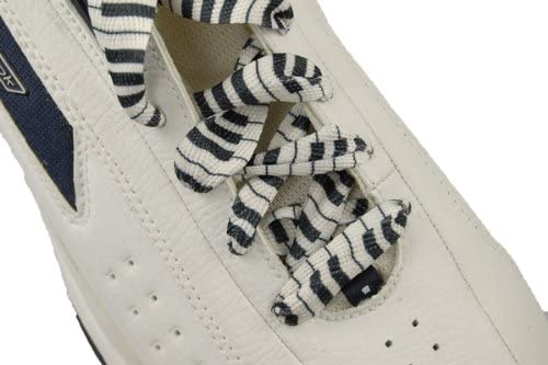 Eyelets Sneakers Shoelace Fashion Flat Shoelaces Piano Key 6 Pr