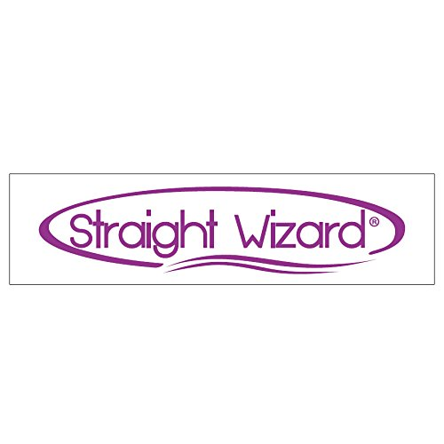 Pack Glam - Cepillo de alisar térmica Straight Wizard con SA - Neceser de viaje aislante + diadema de maquillaje: Amazon.es: Belleza