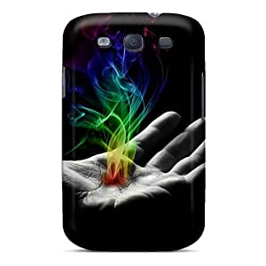 Hot Fashion Sks1869wAtW Design Case Cover For Galaxy S3 Protective Case (hand)