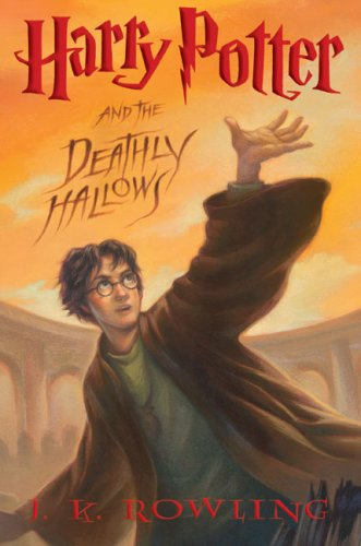 Harry Potter and the Deathly Hallows (Book 7) (Lord Of The Rings One Volume Hardcover)
