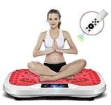 Vibration Machine,Ultimate Oscillating Platform Fat Loss Fitness Machine