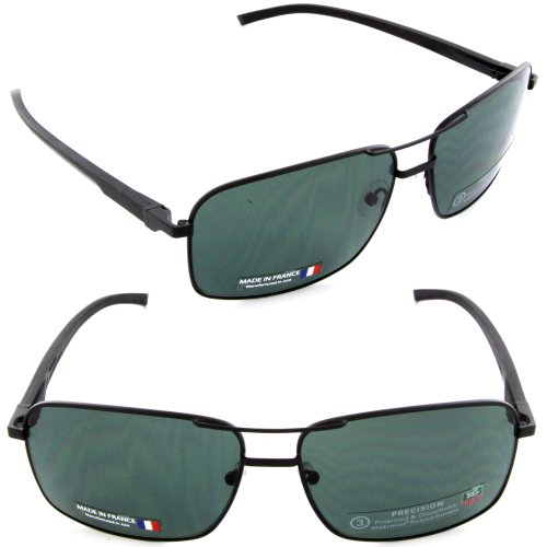 Tag Heuer Automatic 0882 Sunglasses 311 Black/Prec Green/Polar - Tag Automatic Heuer Sunglasses