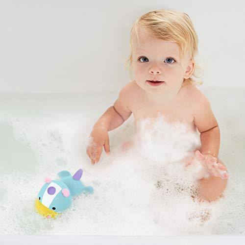 41qTb4TgzPL - Skip Hop Baby Bath Toy, Light-Up Unicorn
