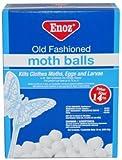 Old Fashioned Moth Balls, 14 oz- Enoz