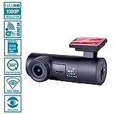 NuCam AW Action Camera Wifi Dash Cam Ambarella A7 1080P 60fps Full HD