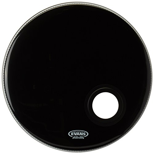 Evans REMAD Resonant Bass Drum Head