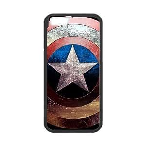 Order Case Captain America For iPhone 6 Plus 5.5 Inch U3P123022