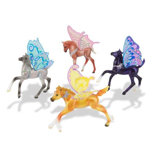 Breyer Wind Dancers Mini Gift Fantasy Horse - Breyer Dancers Wind