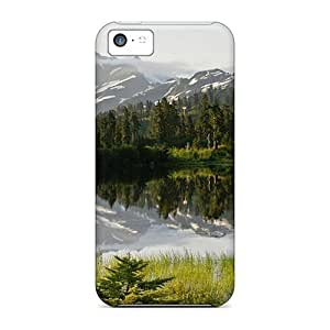 (cVxDZKg5410iMUIs)durable Protection Case Cover For Iphone 5c(wonderful Lakescape)