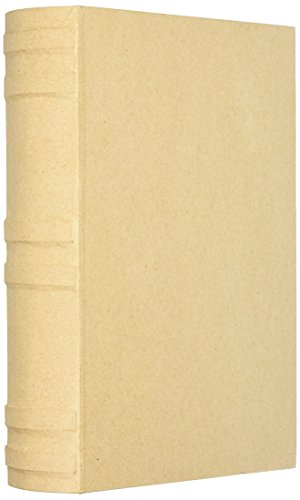 Darice Paper Mache Book Box - 9-3/4 x 6-1/2 x 2-1/4 in -
