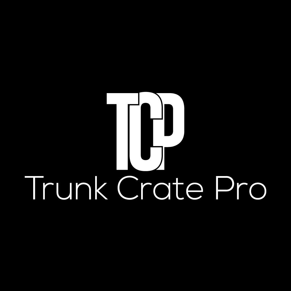 SUV pink Truck TrunkCratePro Premium Multi Compartments Collapsible Portable Trunk Organizer for auto Minivan