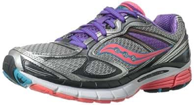 Amazon.com   Saucony Women's Guide 7 Running Shoe, Silver