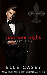 Just One Night: Parts 3 & 4 (English Edition)
