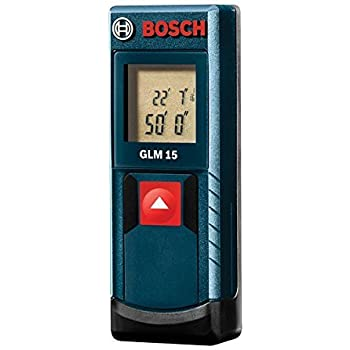 Bosch GLM 15 Compact Laser Measure, 50-Feet (Discontinued by Manufacturer)