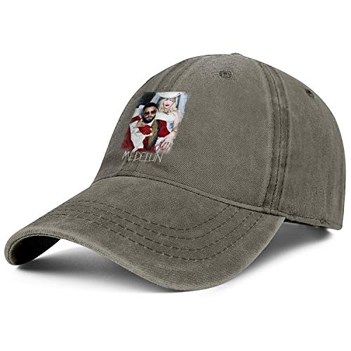 Vintage Lightweight Polo Trucker Washed Distressed Twill Cowboys Dad-Hats for Men's (Madonna Best Future Lovers)
