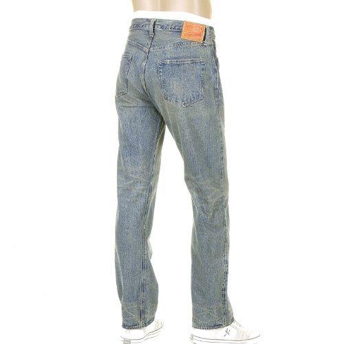 Sugar Cane - Jeans - Homme bleu bleu