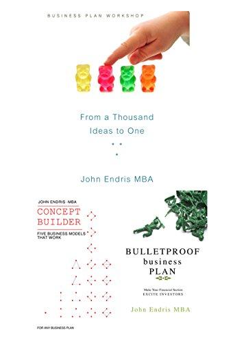 ideas of business plan