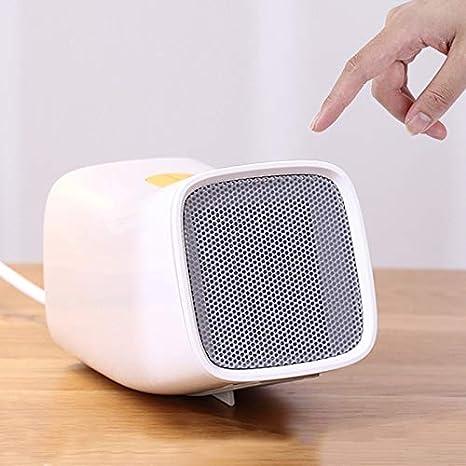 DZSF Ventilador portátil de sobremesa/Mesa Ventilador eléctrico ...