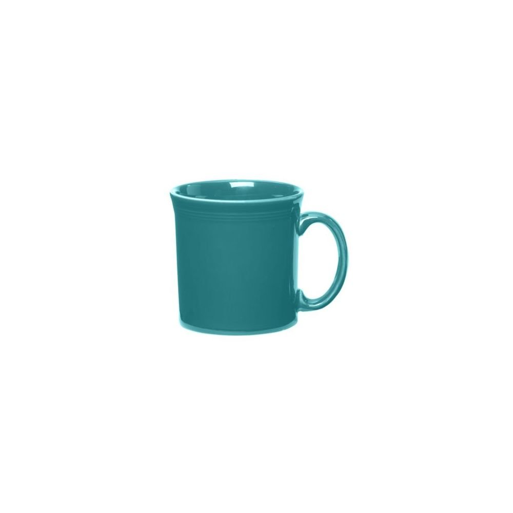 Homer Laughlin China 570107 Fiesta Turquoise 12 oz Java Mug