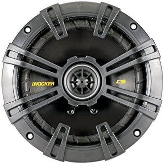 Kicker 40CS654 6.5 inch 2-Way Speakers