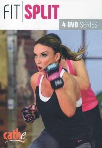(Fit Split Workout Series 4 DVD Set - Cathe Friedrich)
