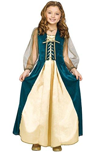 ll (Child Juliet Renaissance Costume)