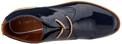 Marco Tozzi Damen 25119 Desert Boots Blau (NAVY COMB 890)