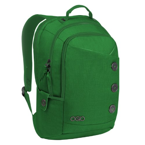 OGIO Soho Day Pack, Large, Emerald, Outdoor Stuffs