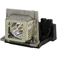 AuraBeam Professional Replacement Projector Lamp for Mitsubishi VLT-XD470LP With Housing (Powered by Osram)