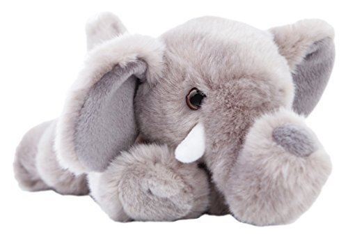 Aurora World Luv to Cuddle Elephant Plush Toy (Grau/Weiß) by Aurora